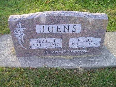JOENS, HILDA - Bremer County, Iowa | HILDA JOENS