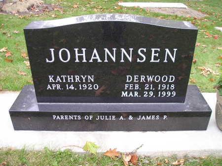 JOHANNSEN, DERWOOD - Bremer County, Iowa | DERWOOD JOHANNSEN