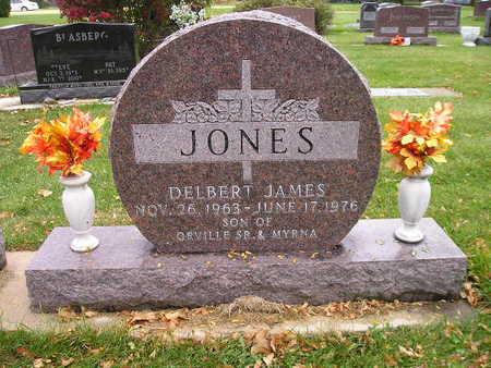 JONES, DELBERT JAMES - Bremer County, Iowa | DELBERT JAMES JONES