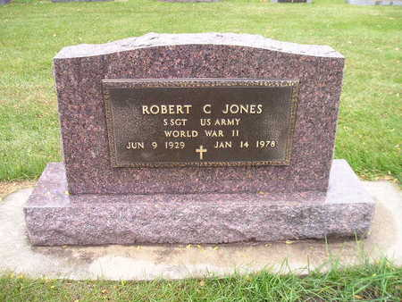 JONES, ROBERT C - Bremer County, Iowa | ROBERT C JONES