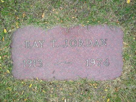 JORDAN, RAY T - Bremer County, Iowa | RAY T JORDAN