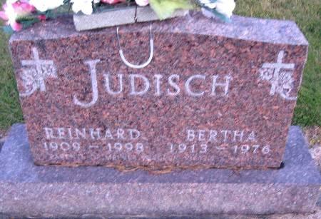 JUDISCH, BERTHA - Bremer County, Iowa | BERTHA JUDISCH