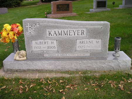 KAMMEYER, ALBERT H - Bremer County, Iowa | ALBERT H KAMMEYER