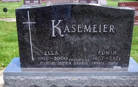 KASEMEIER, ELLA - Bremer County, Iowa | ELLA KASEMEIER