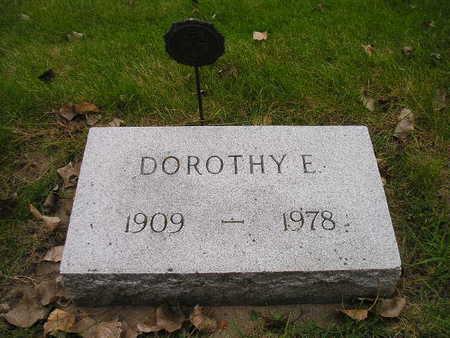 KEHE, DOROTHY F - Bremer County, Iowa | DOROTHY F KEHE