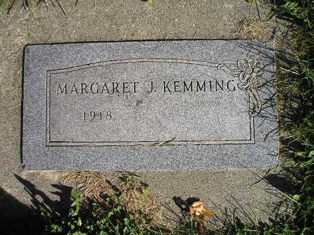KEMMING, MARGARET J - Bremer County, Iowa | MARGARET J KEMMING