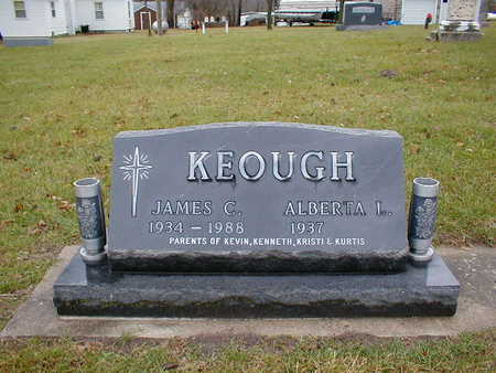 KEOUGH, ALBERTA L - Bremer County, Iowa | ALBERTA L KEOUGH