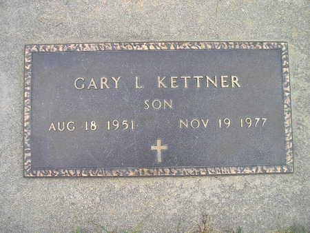 KETTNER, GARY L - Bremer County, Iowa | GARY L KETTNER