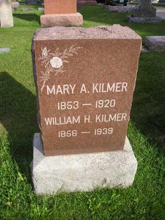 KILMER, WILLIAM H - Bremer County, Iowa | WILLIAM H KILMER