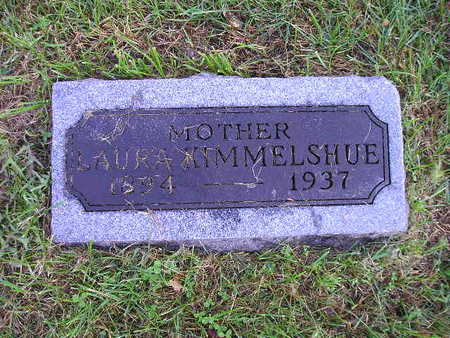 KIMMELSHUE, LAURA - Bremer County, Iowa   LAURA KIMMELSHUE