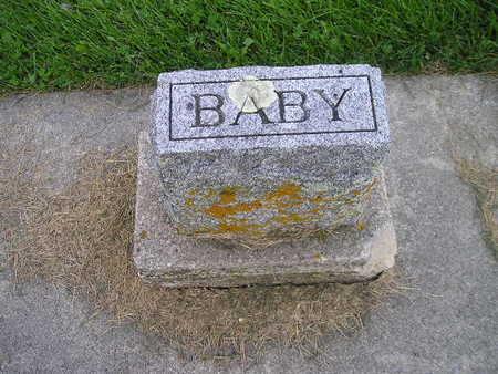 KINGSLEY, BABY - Bremer County, Iowa | BABY KINGSLEY