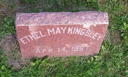 KINGSLEY, ETHEL MAY - Bremer County, Iowa | ETHEL MAY KINGSLEY