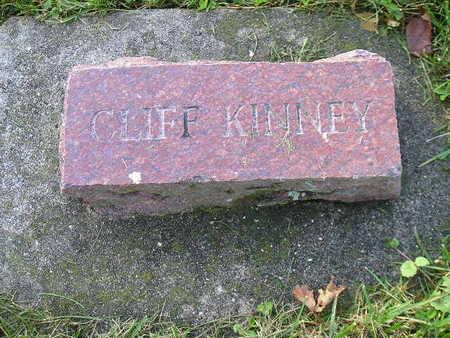 KINNEY, CLIFF - Bremer County, Iowa | CLIFF KINNEY