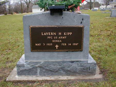 KIPP, LAVERN H - Bremer County, Iowa | LAVERN H KIPP