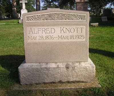 KNOTT, ALFRED - Bremer County, Iowa | ALFRED KNOTT