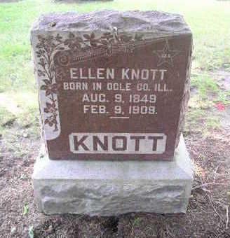 KNOTT, ELLEN - Bremer County, Iowa | ELLEN KNOTT