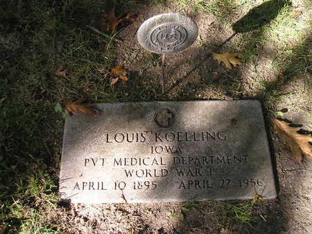 KOELLING, LOUIS - Bremer County, Iowa | LOUIS KOELLING