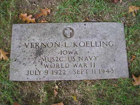 KOELLING, VERNON L - Bremer County, Iowa | VERNON L KOELLING