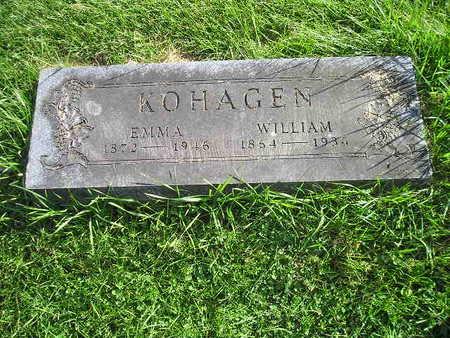 KOHAGEN, WILLIAM - Bremer County, Iowa | WILLIAM KOHAGEN