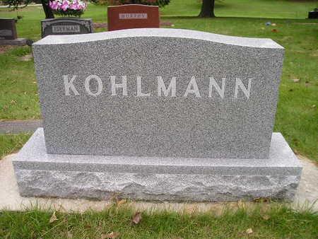 KOHLMANN, FAMILY - Bremer County, Iowa | FAMILY KOHLMANN