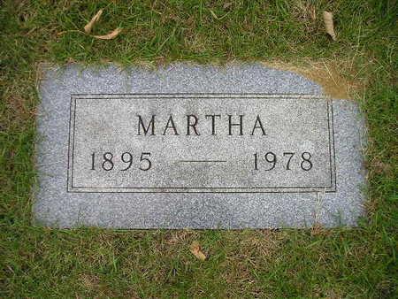 KOHLMANN, MARTHA - Bremer County, Iowa | MARTHA KOHLMANN