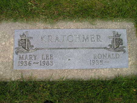 KRATCHMER, MARY LEE - Bremer County, Iowa | MARY LEE KRATCHMER