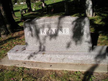 KRAUSE, FAMILY - Bremer County, Iowa | FAMILY KRAUSE
