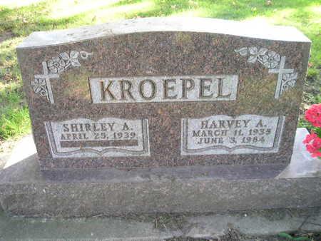 KROEPEL, HARVEY A - Bremer County, Iowa | HARVEY A KROEPEL