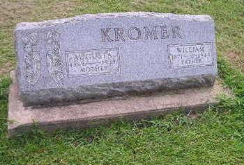 KROMER, AUGUSTA - Bremer County, Iowa | AUGUSTA KROMER