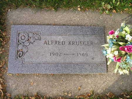 KRUEGER, ALFRED - Bremer County, Iowa | ALFRED KRUEGER