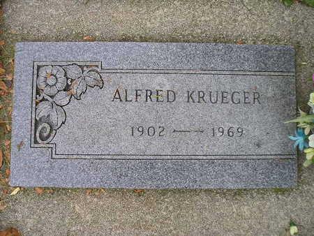 KRUEGER, ALFRED - Bremer County, Iowa   ALFRED KRUEGER