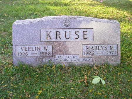 KRUSE, MARLYS M - Bremer County, Iowa | MARLYS M KRUSE