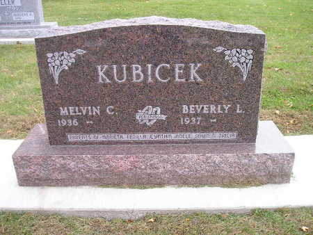 KUBICEK, BEVERLY L - Bremer County, Iowa | BEVERLY L KUBICEK