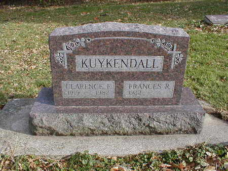 KUYKENDALL, FRANCES R - Bremer County, Iowa | FRANCES R KUYKENDALL