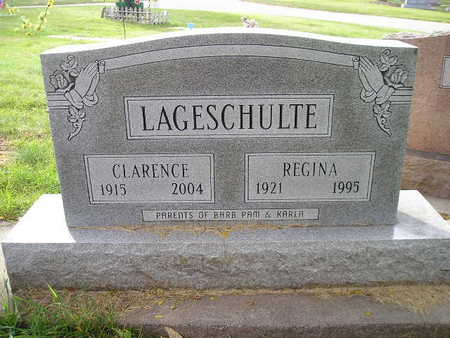LAGESCHULTE, CLARENCE - Bremer County, Iowa | CLARENCE LAGESCHULTE