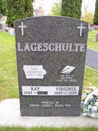LAGESCHULTE, RAY - Bremer County, Iowa | RAY LAGESCHULTE