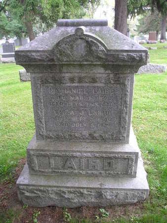 LAIRD, ELIZA J - Bremer County, Iowa | ELIZA J LAIRD
