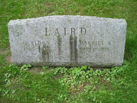 LAIRD, HARRIETT S - Bremer County, Iowa | HARRIETT S LAIRD