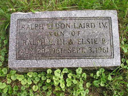LAIRD, RALPH ELDON IV - Bremer County, Iowa | RALPH ELDON IV LAIRD