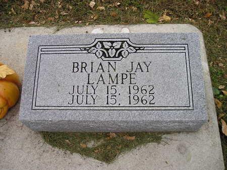 LAMPE, BRIAN JAY - Bremer County, Iowa | BRIAN JAY LAMPE