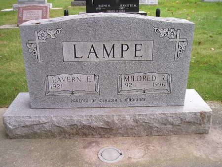 LAMPE, LAVERN E - Bremer County, Iowa | LAVERN E LAMPE