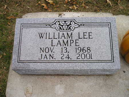 LAMPE, WILLIAM LEE - Bremer County, Iowa | WILLIAM LEE LAMPE