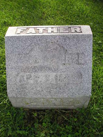 LANE, FATHER (FARRAND) - Bremer County, Iowa   FATHER (FARRAND) LANE