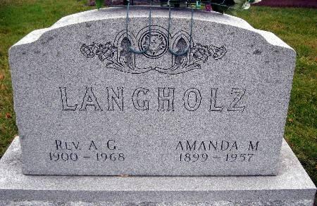 LANGHOLZ, AMANDA M - Bremer County, Iowa | AMANDA M LANGHOLZ