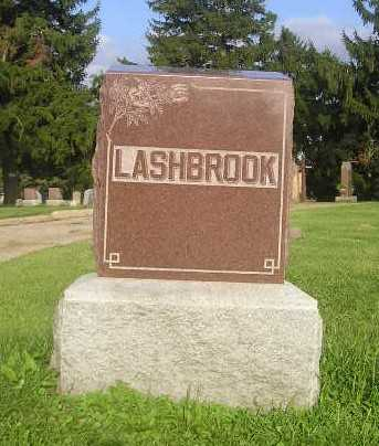 LASHBROOK, CORA - Bremer County, Iowa | CORA LASHBROOK