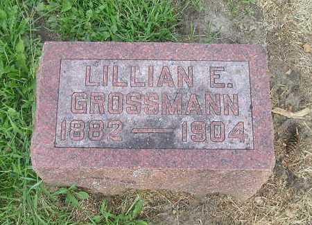 LASHBROOK, LILLIAN - Bremer County, Iowa   LILLIAN LASHBROOK