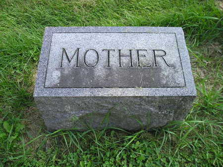 LATWESEN, MOTHER (ANNA D) - Bremer County, Iowa | MOTHER (ANNA D) LATWESEN
