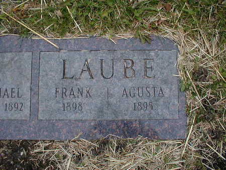 LAUBE, FRANK - Bremer County, Iowa | FRANK LAUBE
