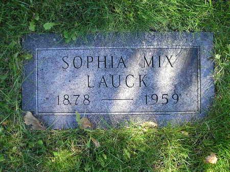 LAUCK, SOPHIA - Bremer County, Iowa | SOPHIA LAUCK