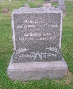LEES, CATHARINE - Bremer County, Iowa | CATHARINE LEES